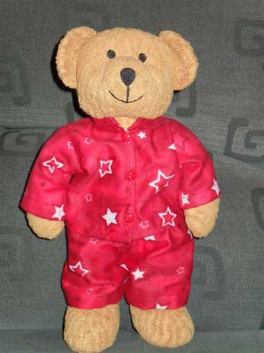 Red Starred Jammies